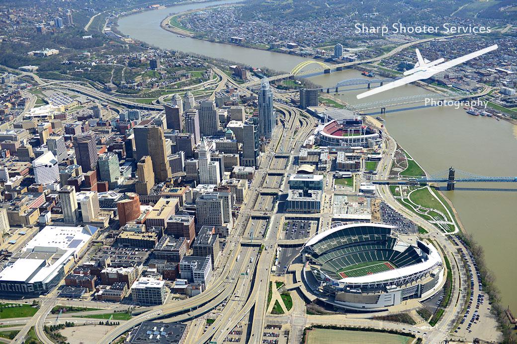 Cincinnati Aerial Gallery 20